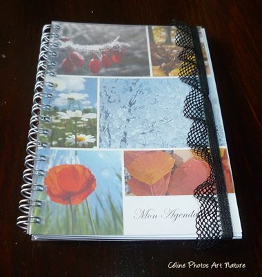 Agenda saisons 2017 de Céline Photos Art Nature