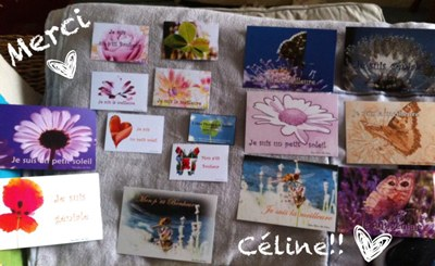 Cartes positives de Céline Photos Art Nature