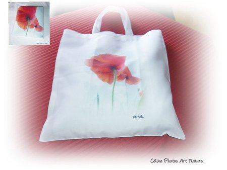 Sac Tote Bag de Céline Photos Art Nature